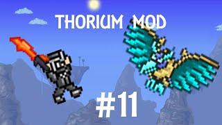 Terraria (1.2.4) Thorium Mod Let's Play #11 Pirates n Trolls n Stuff.