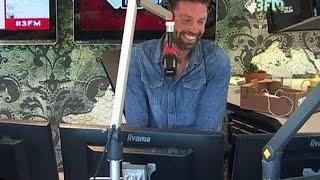 Timur Perlin bevestigt vertrek 3FM