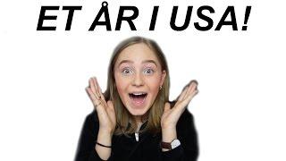 ET ÅR I USA!!