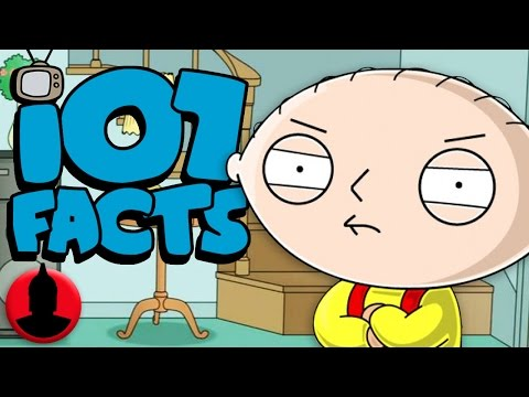 107 Family Guy Facts Everyone Should