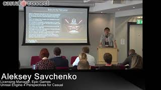 Unreal Engine 4: Perspectives for Casual | Aleksey Savchenko
