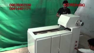 Chapati making machine Indian Most Compact Model(Original Video)