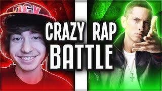 CRAZY RAP BATTLE ON OMEGLE!!!