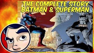 Batman/Superman Nemesis Objective - Complete Story