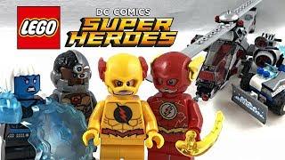 LEGO Justice League Speed Force Freeze Pursuit! 2018 set 76098!