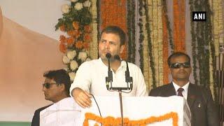 'Promise kept': Rahul Gandhi returns land acquired for Tata Steel Factory