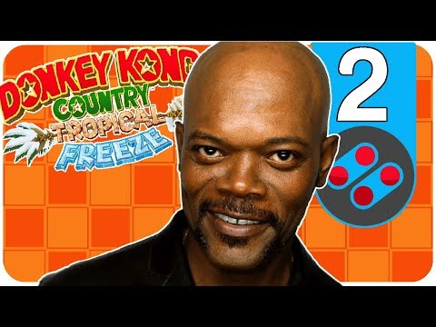 Xxx Mp4 Donkey Kong Country Tropical Freeze Samuel L Jackson S Porn Habits 2 Game Or Bust 3gp Sex