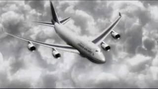 Mega Shark vs. Giant Octopus Plane Scene