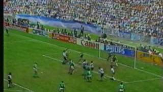 1986 FIFA World Cup Final Argentina 3 West Germany 2.wmv