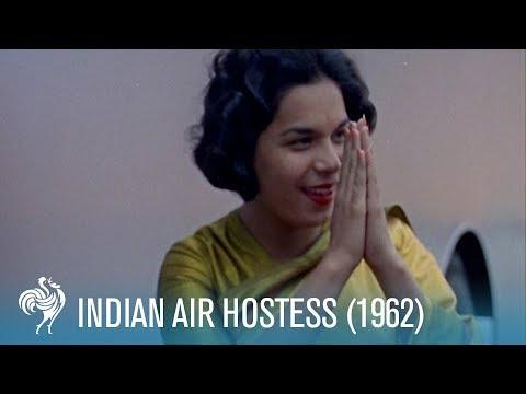 Indian Air Hostess (1962)