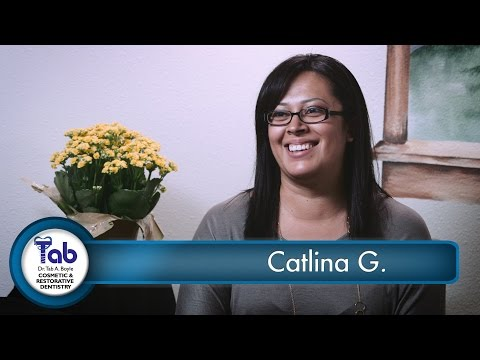 Catlina G. on Helping to give Best Service at Dr. Tab A. Boyle Dental Office