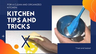 Very useful Indian kitchen tips and tricks | some great ideas for a clean and organized  kitchen