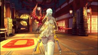 Blade and Soul - Fated Bond Outfit Skin Costume