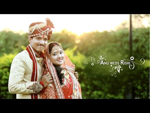 Cinematic Indian Wedding Highlight Anu & Rishi
