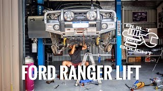 4 Inch Lift Kit Install || Is it really that hard?