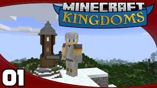 Minecraft 1.10 Single-Player Survival - Ep. 1: Welcome to Kingdoms!