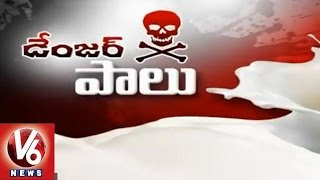 Adulterated milk production - V6 special story