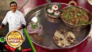 Sanjeev Kapoor Ke Kitchen Khiladi - Episode 58 - Amritsari Choley with Chur Chur Naan
