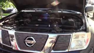 2005 Nissan Frontier 4.0 con codigo P0345 como arreglarlo
