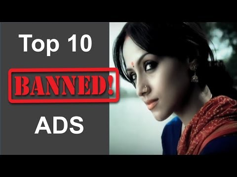 Xxx Mp4 Top 10 BANNED Commercials Ads In Indian Television History 3gp Sex