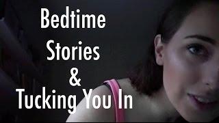ASMR Ear to Ear Bedtime Stories