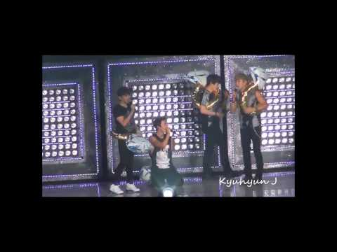 [ENG] 130812 SS5 TAIWAN  Before Marry U talking (stupid donghae)