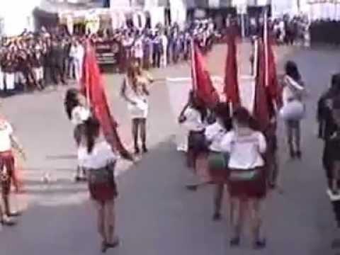 Desfile del 5 de Mayo en Chiautla de Tapia Parte 1