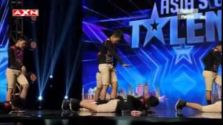 Asia's Got Talent S01E01 - Junior New System (Philippines)