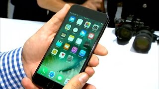 Hands-on with the iPhone 7 Plus