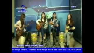 JATILUHUR TV - AKSI MUSIK INDIE W/ SISTERS BAND