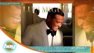 ¿Cuánto costó el video de Luis Miguel en México? | Hoy