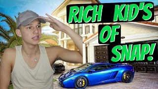 """THE DOUCHIEST """"Rich Kids of Snapchat"""""""