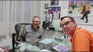 Carlos Alberto de Nóbrega e espiritismo - entrevista completa - 2/2