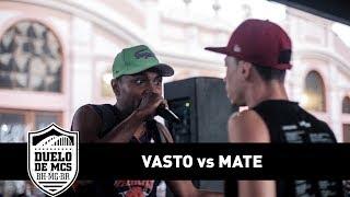 Vasto vs Mate (2ª Fase) - Duelo de MCs - Tradicional - 13/08/17