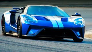 The Ford GT | Top Gear Series 24 | BBC