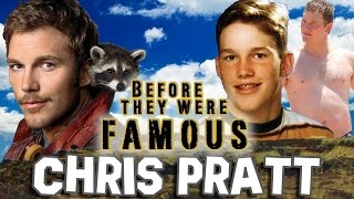 CHRIS PRATT - Before They Were Famous - Guardians Of The Galaxy Vo. 2