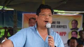Conrad K  Sangma | Rongsang Abagre |Ampati Constituency