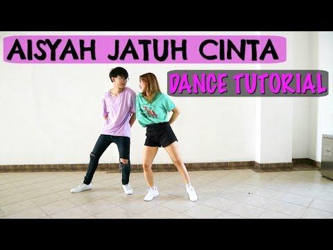 Challenge Giveaway Aisyah Jatuh Cinta Dance Tutorial Mirror Natya Rendy