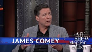 Comey Saw Two Doors In The Clinton Investigation: Speak Or Conceal