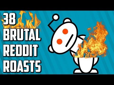 38 Brutal Roasts from Reddit (Roast Me)