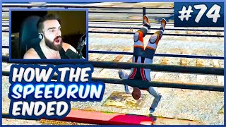 The Most Garbage Completed Speedrun Ever - How'd The GTA Speedrun End - Ep 216