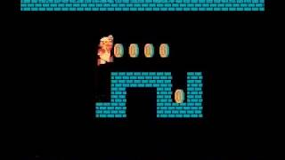 Super Mario Bros Level 1-2 But Everytime He Jumps The Theme Starts Playing Again