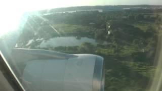 A310-300 Biman landing Dubai - Chittagong - Dhaka