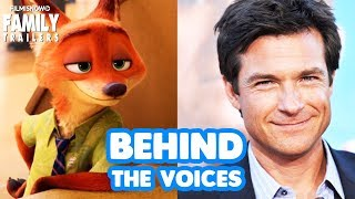 ZOOTOPIA | Behind the Voices of the award winning Disney Movie