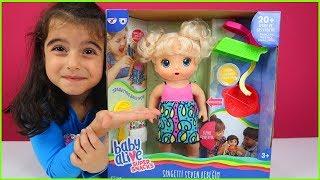 Baby Alive Spagetti Seven Bebeğim Yeni Oyuncak Bebek | Çocuk Videosu | Rüya