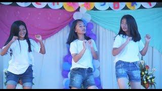 Mizo hmeichhe lam zei lutuk chu - Mizo dance video 2018 @ NEMS Hnahthial