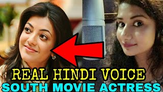 Top 5 Female Dubbing Artist of South Indian Actress |Real Hindi Voice Behind South Indian Actress