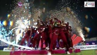ICC World T20 Win Celebration Song By Dwayne DJ Bravo