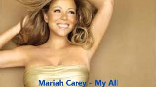 Mariah Carey - My All.mp3
