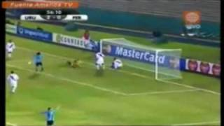 Uruguay Road To World Cup 2010
